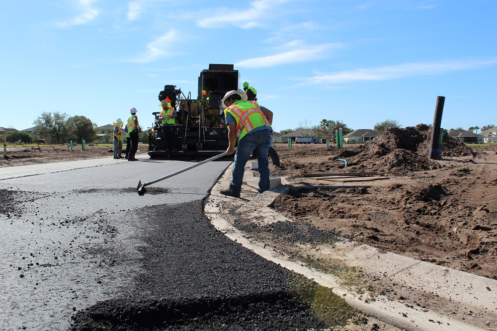 Florida Asphalt Contractors